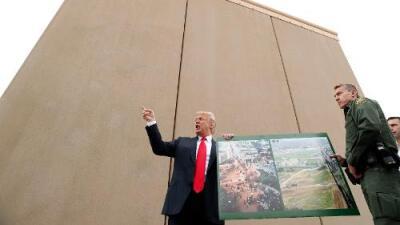 Un estudio del propio gobierno alerta que el muro de Trump costará más de lo que él dice