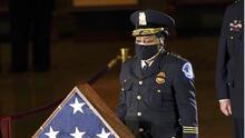 """""""Quieren volar el Capitolio"""": jefa de la policía advierte que se planifican nuevos ataques"""