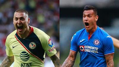 América busca extender el dominio sobre Cruz Azul en las Liguillas de la Liga MX