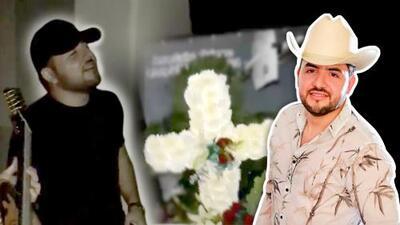 Surgen videos de Jorge Valenzuela cantando frente a una tumba horas antes que muriera en un accidente