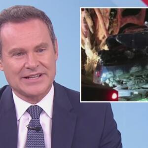"""""""Fue una pesadilla"""": un vehículo se estrella contra la casa de Alan Tacher durante el fin de semana"""