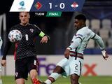 Portugal vence a Croacia y Dinamarca a Francia en la Euro Sub-21