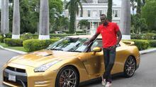 Conoce cuáles son los autos que corren junto a Usain Bolt