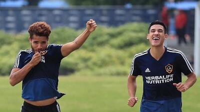 Jonathan dos Santos y Uriel Antuna vuelven al LA Galaxy