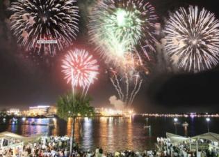 En Miami-Dade y Broward puedes celebrar gratis en estos lugares el 4 de julio, disfrutando de los fuegos artificiales y música en vivo