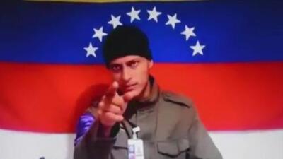 Reaparece en un video el piloto señalado de atacar el Tribunal Supremo de Justicia de Venezuela