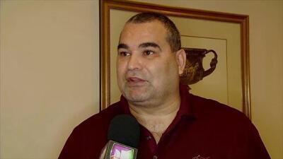 José Luis Chilavert felicita a Univision por los Premios a los deportistas latinoamericanos