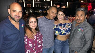 En Fotos: Radioescucha cumple su sueño de pasar una semana en Miami con 'El Bueno, La Mala y El Feo'