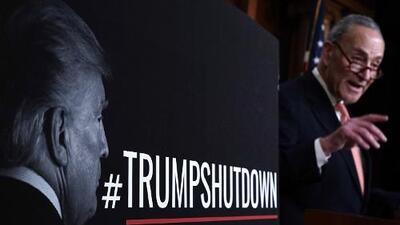 Los demócratas preguntan para qué quiere Trump dinero para el muro si no ha gastado lo que ya le dio el Congreso