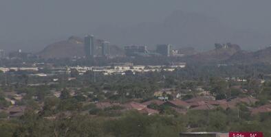 'Día de no quemar leña': emiten alerta por mala calidad del aire en Arizona