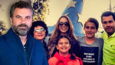 """Mijares dice que su hija Lucerito tiene un gran """"sentido musical"""" que lo ayudó a crear su nuevo disco"""