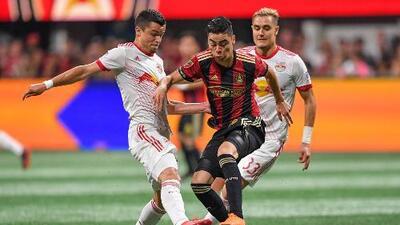 """Jornada 30: NYRB y Atlanta se disputan el súperliderato, Rooney y Zlatan en partidos de """"seis puntos"""""""