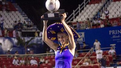 Acapulco tiene una reina ucraniana: Lesia Tsurenko se corona en el Abierto Mexicano