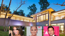 Clósets de dos pisos y otras excentricidades de las mansiones de Thalía, Jennifer López, Ricky Martín y otros