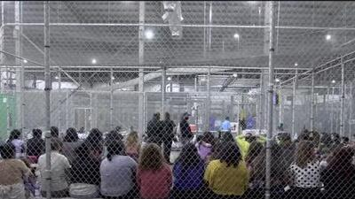 Normas de cuidado humanitario en centros de detención de migrantes, lo que busca el proyecto aprobado en la Cámara Baja