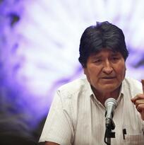Evo Morales dice que está dispuesto a regresar a Bolivia y no ser candidato