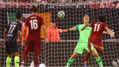 Juventus y Liverpool ganan en la International Champions Cup