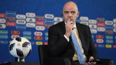 Si Rusia es sancionada por el Comité Olímpico, para FIFA el Mundial no estaría en riesgo