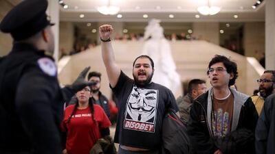 Tras fracaso en el Senado, así está la batalla política para dar protección a los dreamers