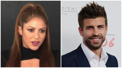 Shakira relata la anécdota cuando le hablaba por señas a Piqué y le daba rabia que no le entendiera
