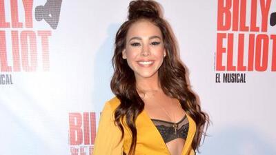 Danna Paola confirmó que se convertirá en la hija de Silvia Pinal