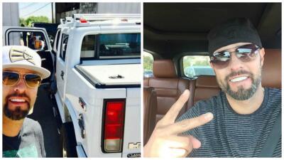 Todoterrenos de Hummer y Jeep: la otra pasión de Esteban Loaiza