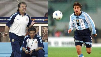 ¿Por qué Marcelo Bielsa le ofrece emotivas disculpas a Hernán Crespo 20 años después?