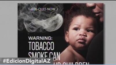 Peligros de fumar durante el embarazado