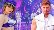 En 'mood' Selena: los participantes de MQB lucieron espectaculares en este número que recordó a la 'reina del tex-mex'