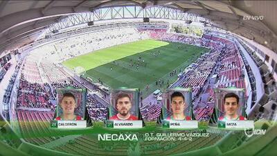 Necaxa y Rayados confirmaron sus nóminas para el juego de ida de los Cuartos de Final