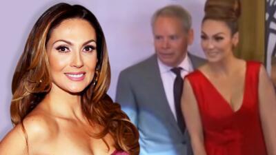 Nora Salinas no se preocupa por quienes juzgan su relación con un hombre mayor y asegura estar feliz junto a él