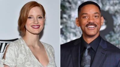 Will Smith y Jessica Chastain se unen a Pedro Almodóvar como jurado de Cannes