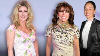 Yolanda Andrade no es la única: Verónica Castro tiene un asunto pendiente con Felicia Mercado