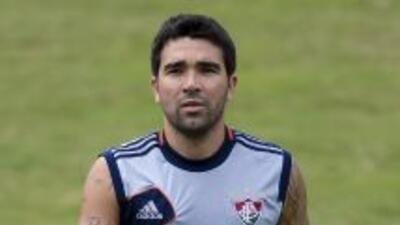 Deco dio positivo en examen de dopaje y no juega la copa con Fluminense
