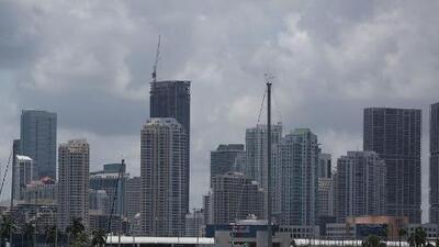 Miami se prepara para un miércoles con algunas tormentas y cielos parcialmente nublados
