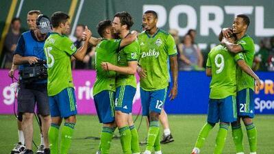 Seattle revive en el clásico, mientras que Portland lamenta las ocasiones perdidas