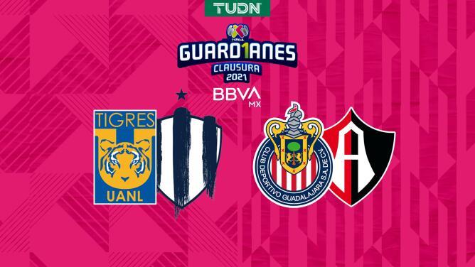 Habrá dos Clásicos en las Semifinales de la Liga MX Femenil