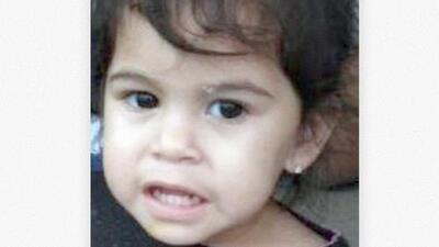 Encuentran a bebé de un año que fue reportada como desaparecida