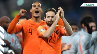Irlanda del Norte 0-0 Holanda – Resumen y goles – Grupo C - Clasificación a la Eurocopa