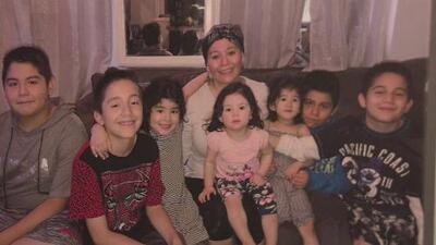 'Judicita', la madre de siete hijos que padece un cáncer avanzado, revela sus nuevas batallas por sobrevivir