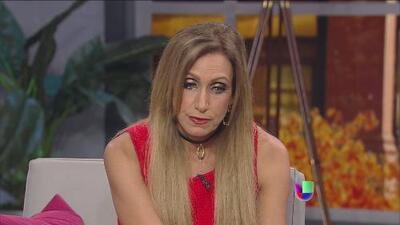 Con un nudo en la garganta, Lili Estefan anunció que se separa de su esposo