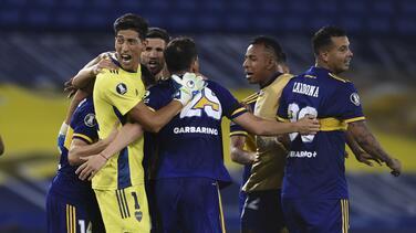 Boca Juniors elimina en penales al Inter y avanza a Cuartos