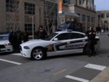 Centro de Raleigh bajo un gran despliegue policial tras amenazas de protestas armadas