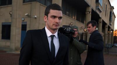 Ex futbolista Adam Johnson apela su condena por relaciones con una menor