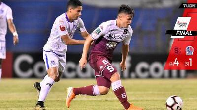 ¡Épico pase del Saprissa a la Final de la Concacaf League!