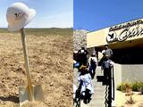 Inician las obras del nuevo casino Eagle Mountain en el condado de Tulare