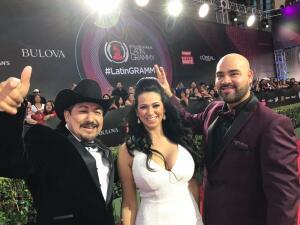 FOTOS: El Bueno, La Mala y El Feo se robaron el show en la alfombra roja del Latin GRAMMY 2017