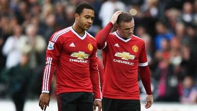 Swansea 2-1 Manchester United: El Swansea provocó el primer revés del United
