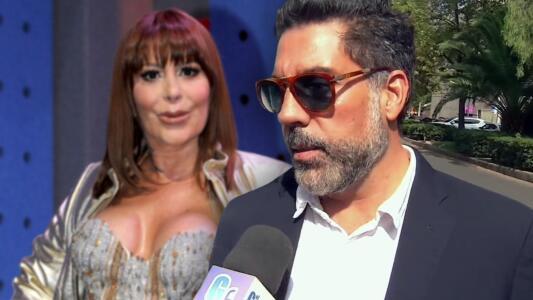 """Su mamá sigue cegada"": Pablo Moctezuma lamenta que Alejandra Guzmán no busque acercarse a Frida Sofía"
