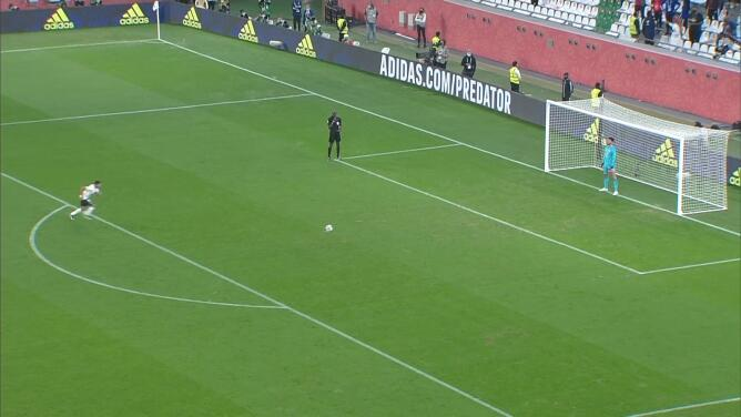 El ridículo penal de Rony: Palmeiras fracasó en el Mundial de Clubes